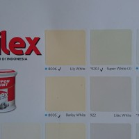 Jual Cat  tembok  Vinilex 25 kg pail warna  8006 Lily