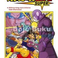 Komik Seri: Dragon Ball Super by Akita Toriyama