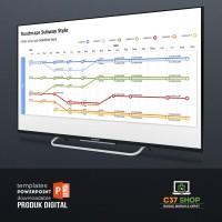 Template PowerPoint ROADMAPS SUBWAY STYLE | PresentationLoad