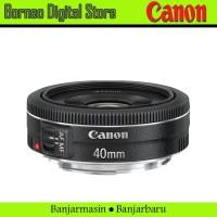 CANON EF 40MM F2.8 STM Garansi Resmi