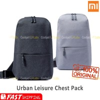 Xiaomi Urban Leisure Multifunctional Crossbody Sling Bag - Tas Selempa