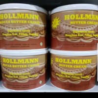 Holman/Holmann/Hollman Butter Cream Repack 250 gr
