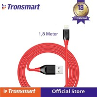 Tronsmart 19AWG Double Braided Lightning Cable 1.8M(6ft) [LEP02] R