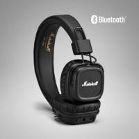 Marshall Major II Headphone Bluetooth + kabel ORIGINAL- Black
