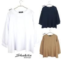 Atasan Wanita Shakila Blouse Tunik Baju Muslim