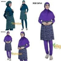 Baju Renang Muslimah Jumbo ( size XXL )