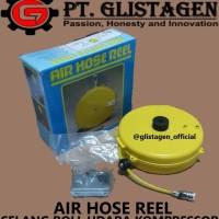 Air Hose Reel / Selang Angin Roll Kompressor