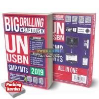 Buku Big Drilling Siap Lulus UN UNAS USBN SMP/Mts 2019