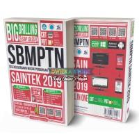 Buku Big Drilling Siap Lolos SBMPTN SAINTEK 2019