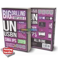 Buku Big Drilling Siap Lulus UN UNAS USBN SMA IPS 2019