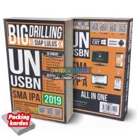 Buku Big Drilling Siap Lulus UN UNAS USBN SMA IPA 2019