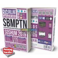 Buku Big Drilling Siap Lolos SBMPTN SOSHUM 2019