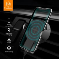 MCDODO Phone Holder Constellation Wireless Charger Car Mount Charging