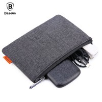 BASEUS Cable Pouch Multifungsi Powerbank Kabel Charger Dompet HP