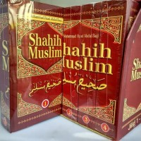 Buku Shahih Muslim Lengkap