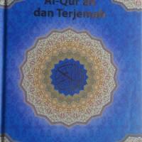 Al-Quran Dan Terjemah Sahifa Ukuran A5