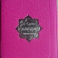 Al-Quran Mushaf Tajwid Diponegoro Resleting A6