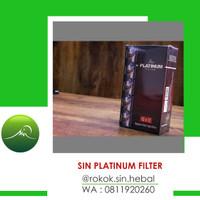 SIN HERBAL PLATINUM FILTER PER SLOP
