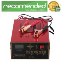 Charger Aki Mobil Lead Acid Smart Battery Charger 12V/24V - DQWL-20 -