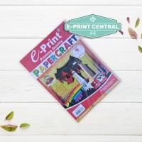 Kertas Mainan Anak E-print Paper Craft Level 3
