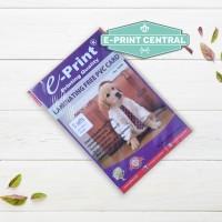 Kertas Pvc Untuk Id Card PVC Card E-print 200x300mm