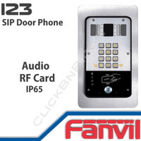 Fanvil i23S Audio Intercom