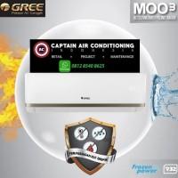 AC SPLIT GREE GWC-05MOO 1/2 PK Standard UNIT ONLY