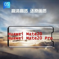 Full Cover Edge Curved Lem Tempered Glass Huawei Mate 20 Pro / 20 X