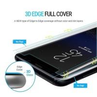 Samsung S10 Plus Nano full Cover Lem Tempered Glass Antigores Kaca