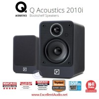 Q Acoustics QAcoustic 2010i 2010 i bookshelf 2 way pasif speaker