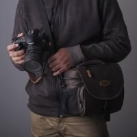 tas kamera eibag 1726 hitam