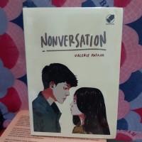 Novel - NONVERSATION - Valerie Patkar