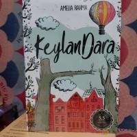 Novel - KEYLANDARA - Amelia Rahma