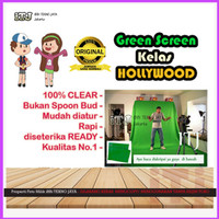 Green screen kain background hijau ini HARGA Promo Greenscreen