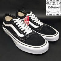 Vans Oldskool Black White Premium High Quality Murah 7d706927c1