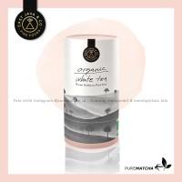 East Java & Co - WHITE TEA Organic 35gr Loose Leaf Teh Putih Organik