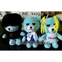 Harga boneka kpop big bang x yg krunk bear gd top taeyang seungri   Pembandingharga.com