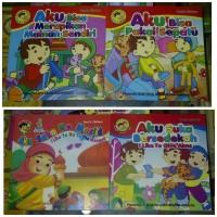 Grosir buku cerita anak muslim bergambar Seri Balita Pintar, buku anak