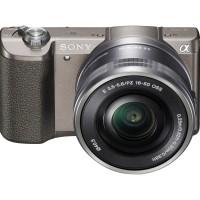 Harga camera digital mirrorless sony alpha a5100l kit 16 50mm f3 5 5 6 | Pembandingharga.com