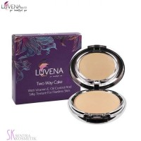 LUVENA Two Way Cake Luminous NATURAL - 14gr