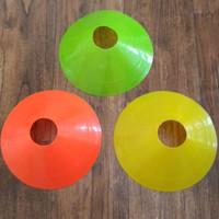 Cone plastik untuk track drone race (model mangkok / piring )