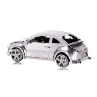 PUZZLE 3D metal CAR SERIES - MOBIL KODOK GRATIS TWEEZER