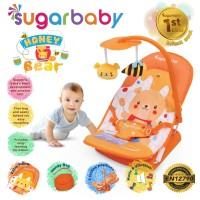 Bouncer Bayi Sugar Baby Infant Seat with Toy Bar - 3 MOTIF