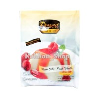 Dessert Factory Panna Cotta French Vanilla 80 gr | Dessert rasa Vanila