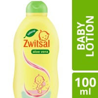 Zwitsal Baby Lotion Natural Aloe Vera 100ml