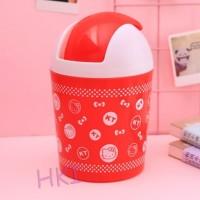 AY Tempat Sampah Meja Mini Hello Kitty 9808