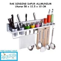 AY KR - 02 Rak bumbu dapur Alat Masak Kitchen Organizer