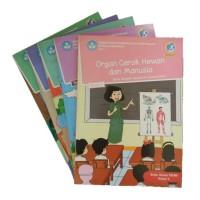 Paket Buku Tematik 5 SD kurikulum 2013 edisi revisi 2017