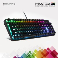 [PO] TECWARE Phantom 104 Mechanical Keyboard, RGB LED, Outemu Blue