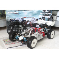 RC CAR / MOBIL EX 2.0 RTR CASTER RACING 1/8TH ELECTRIC/ELEKTRIK BUGGY